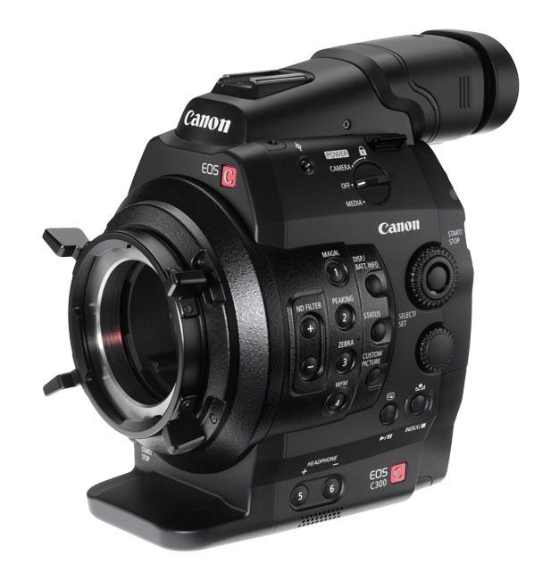 CANON EOS C300 BROCHURE & SPECS Pdf Download.