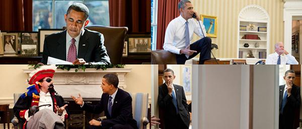 Images by Pete Souza