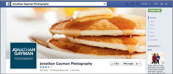 Jonathan Gayman's Facebook