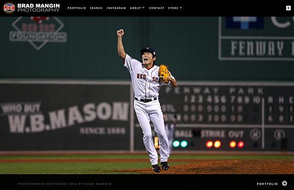 Brad Mangin's homepage