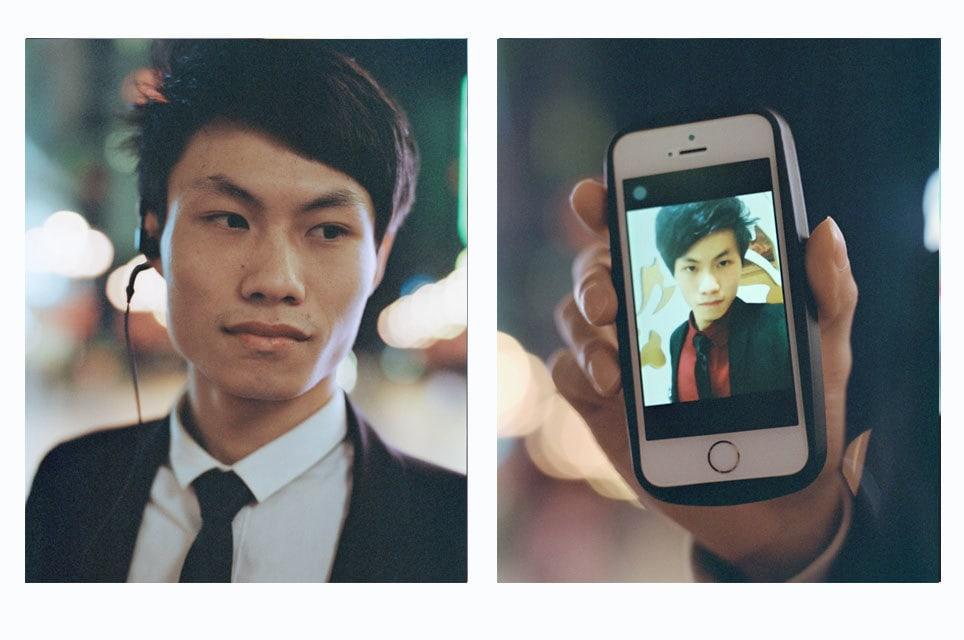 Teresa Eng's Self/Portrait project