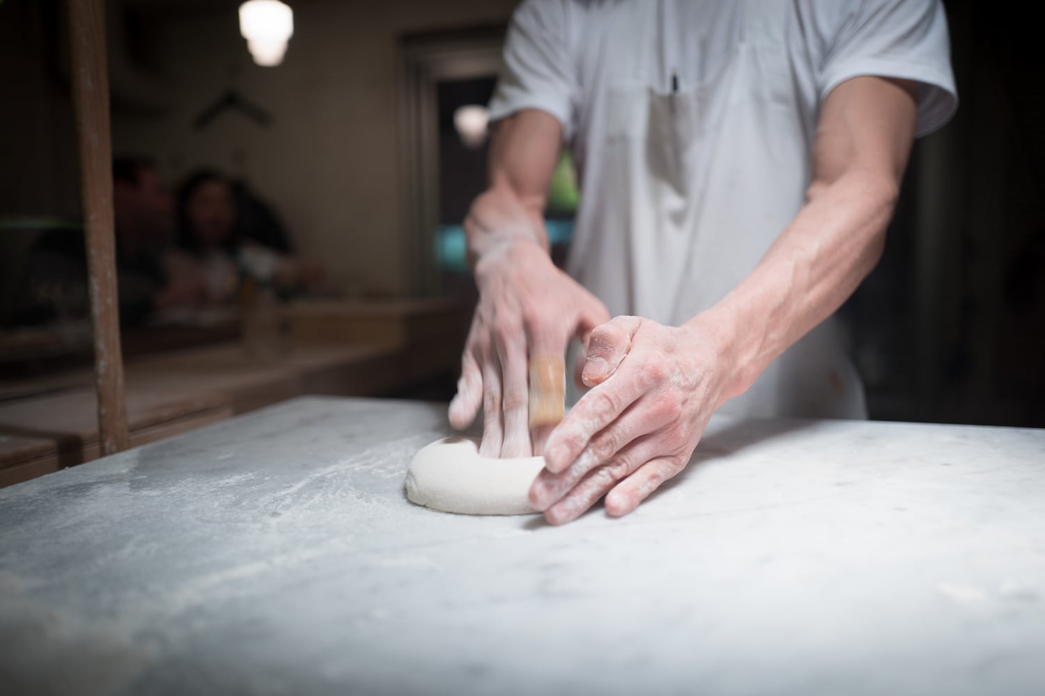 pizza making and your cost of doing business copyright Allen Murabayashi