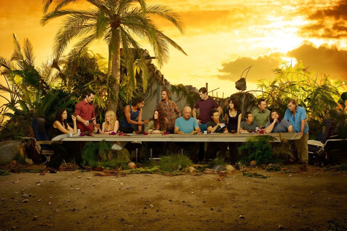 Lost Last Supper