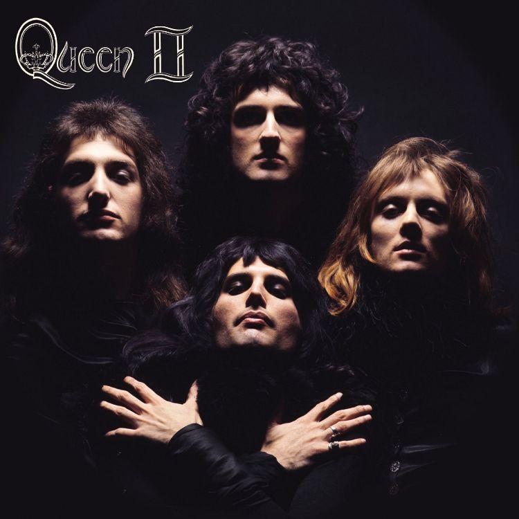 Queen II. Photo by Mick Rock