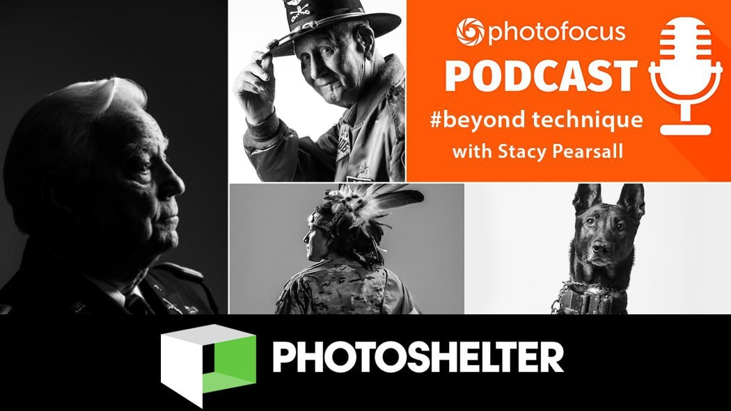 The Beyond Technique Podcast with Photofocus, Episode 1 - PhotoShelter Blog