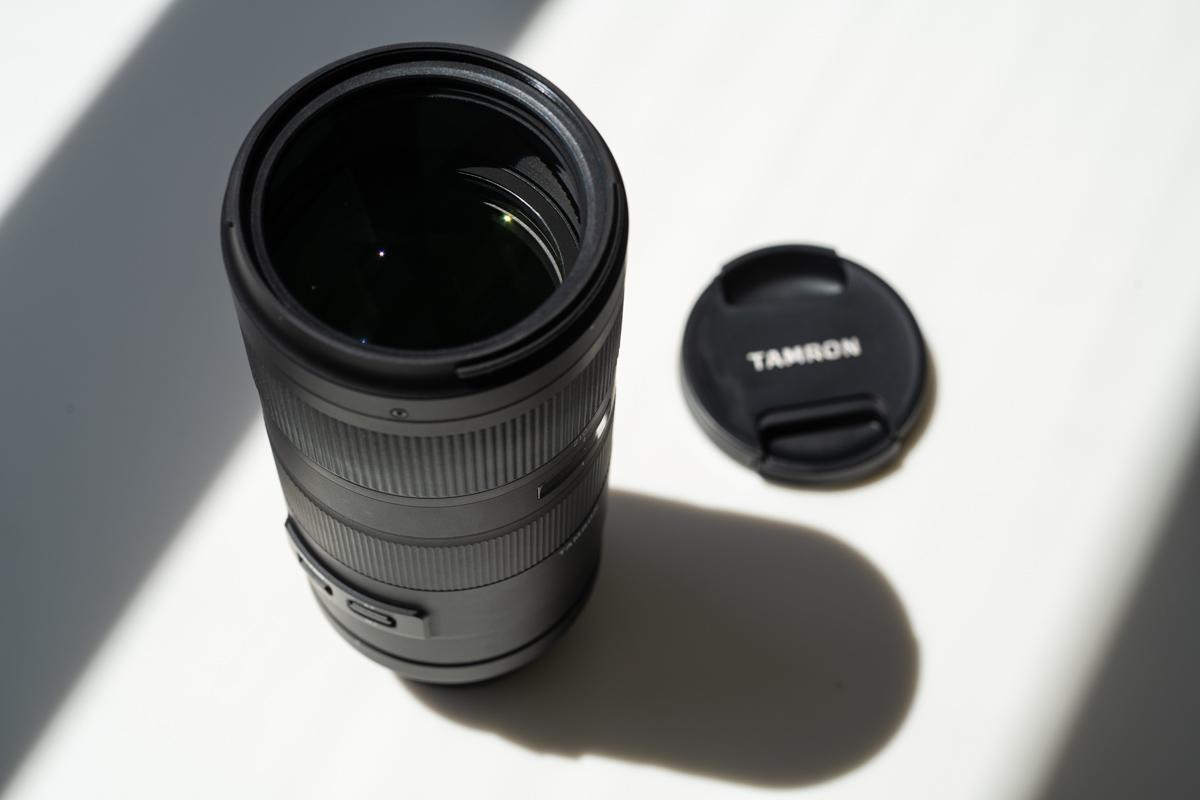 Tamron 70-210mm f/4 Di VC