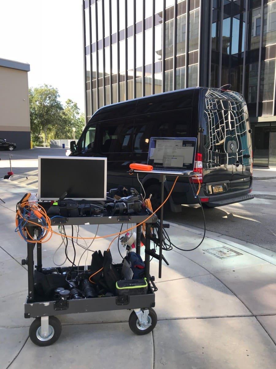 Digital Tech Cart