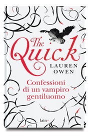 Novità per settembre da Fazi Editore: The Quick