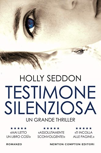 Testimone silenziosa Book Cover