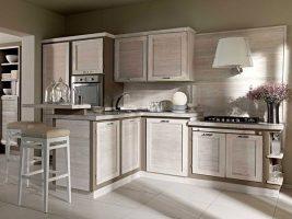 Cucina in muratura classica o moderna  SPAZIO soluzioni