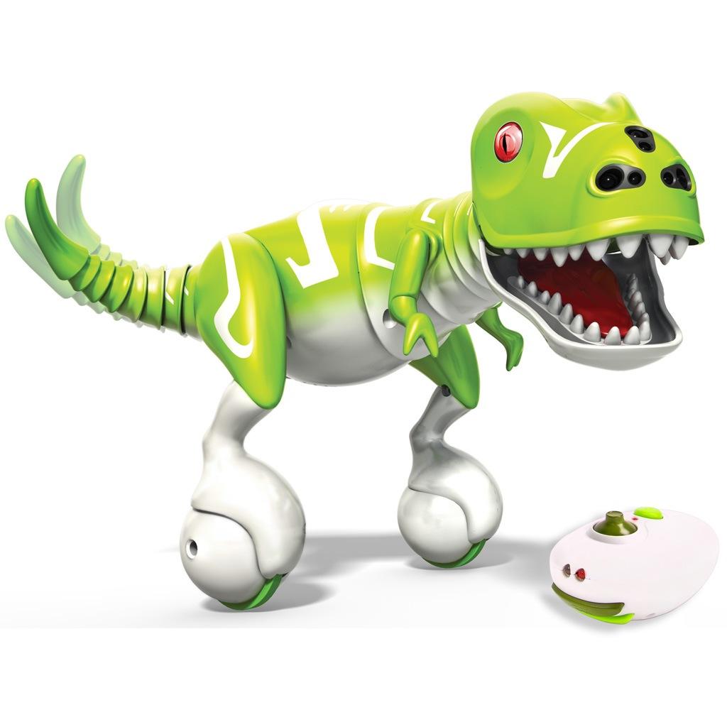 Zoomer Dino: un dinosauro tech-toy per amico