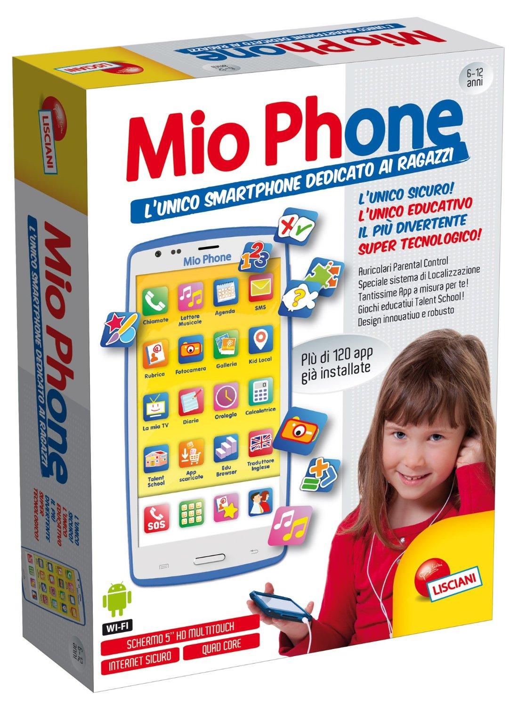 Mio Phone, il primo smartphone appositamente studiato per i ragazzi