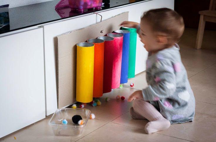 Giochi Montessori faidate sui colori