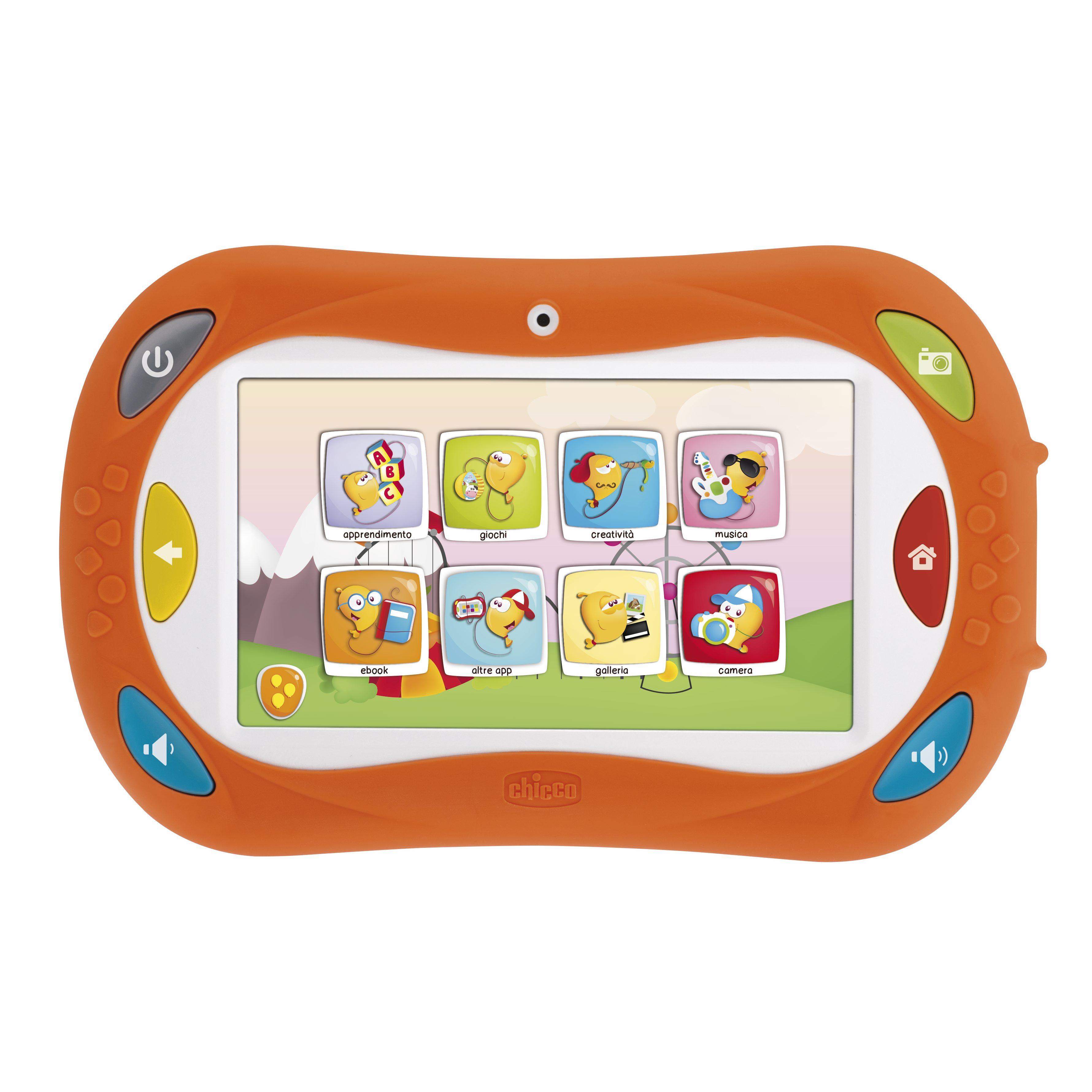 Happy Tab: il primo tablet per bambini dai 18 mesi