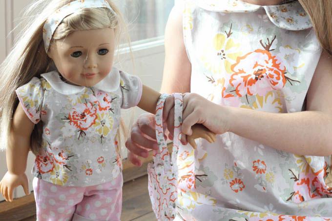 Cartamodelli per vestiti della bambola