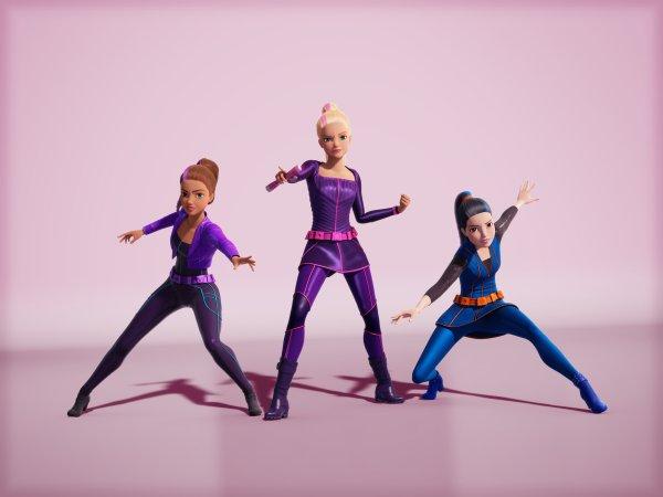 Arriva Barbie Agente Segreto: film e giochi