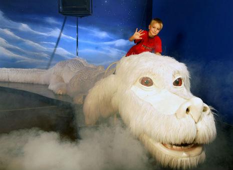 Il parco museo ispirato al film 'La Storia Infinita'