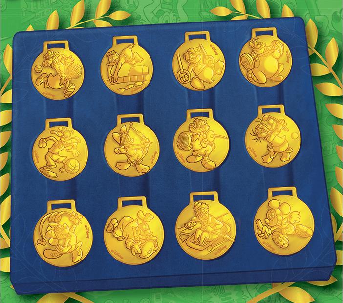 Topomedaglie olimpiche