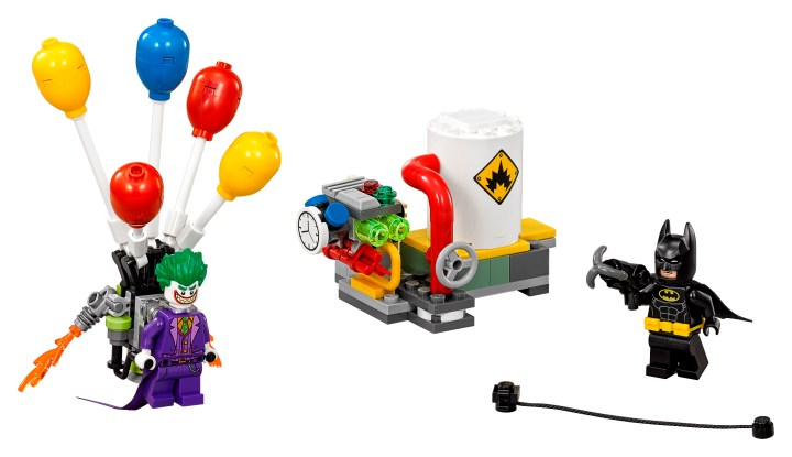 LEGO - The Joker Balloon Escape low