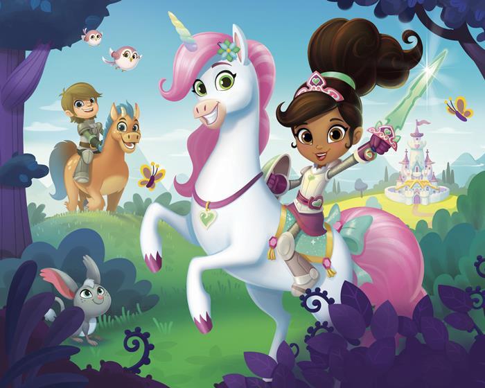 """Nick Jr presenta la nuova serie """"Nella, la principessa coraggiosa"""""""