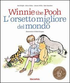 Edizione speciale di Winnie the Pooh per i suoi 90 anni