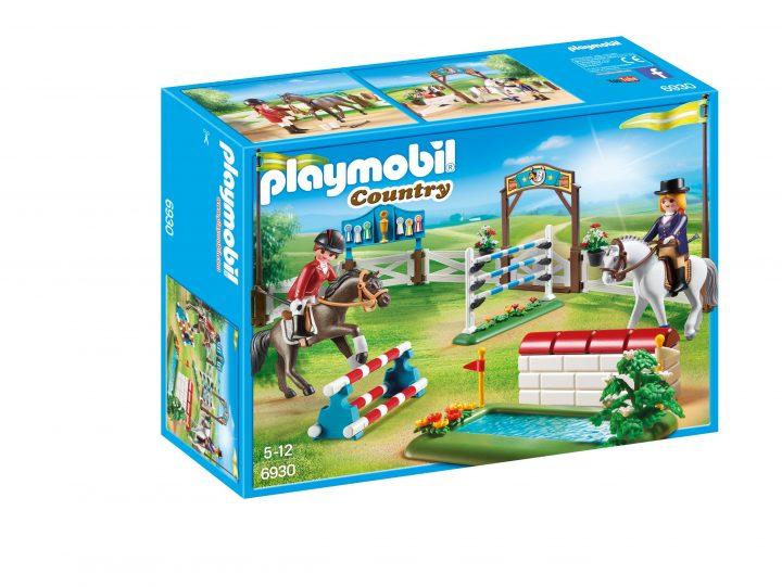 il grande maneggio di playmobil