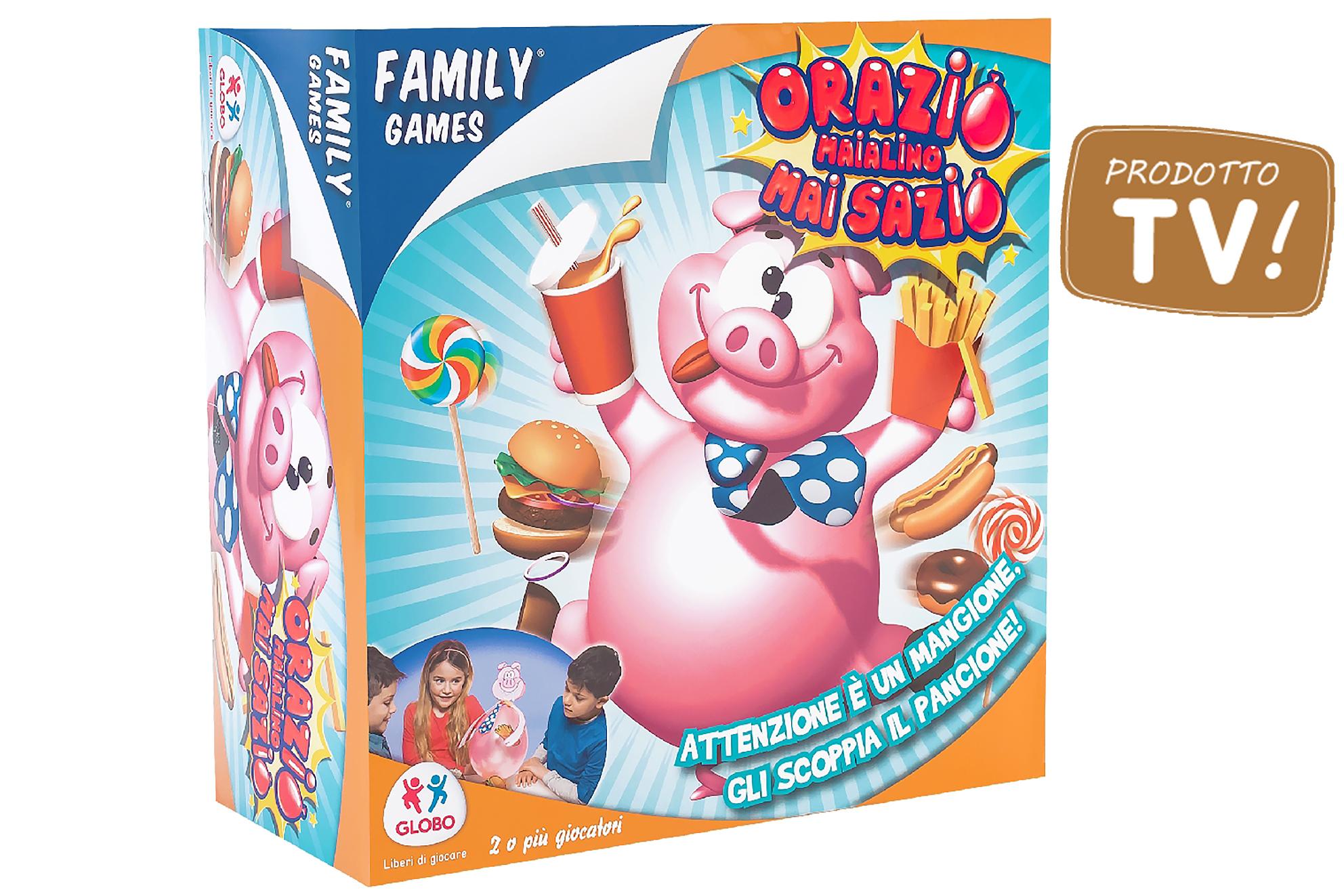 Family Games: Vito e Orazio