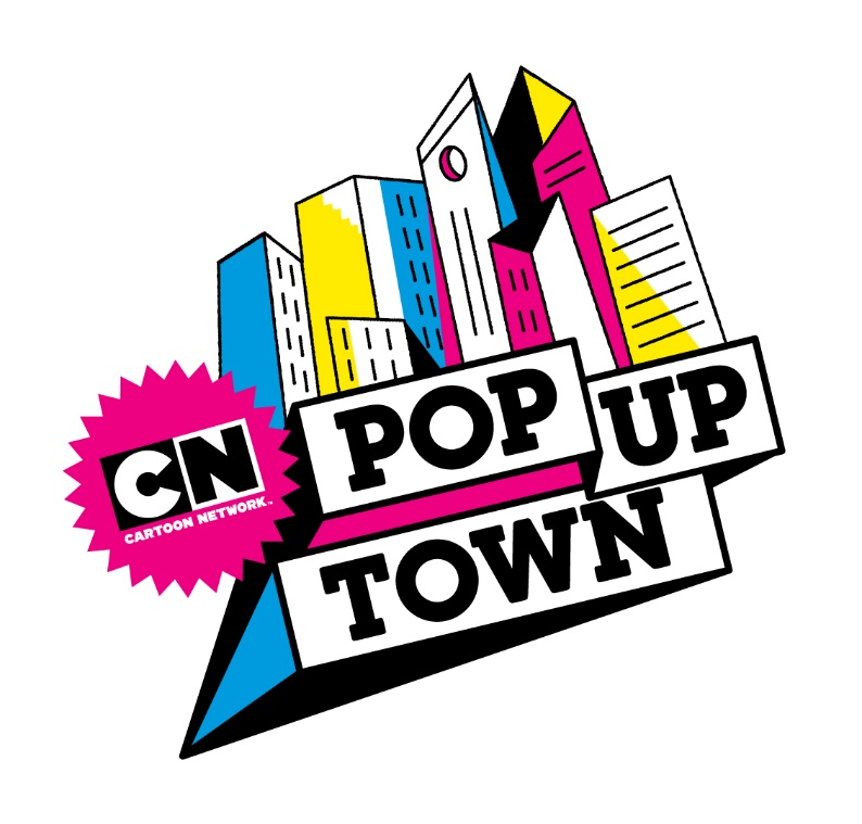 Il primo temporary shop di Cartoon Network a Milano