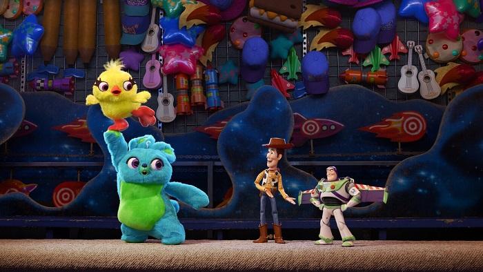 Arriva Toy Story 4!