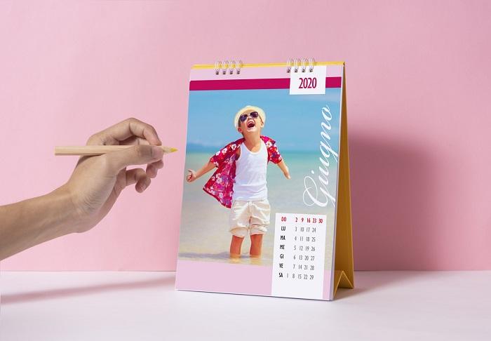 Idee per creare un calendario dei bambini personalizzato