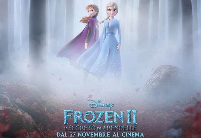 Frozen 2: ecco il nuovo trailer in italiano!