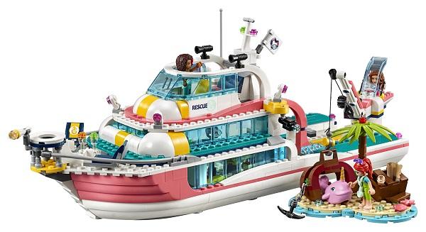Novità Lego Friends per Natale 2019