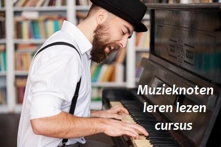 Muzieknoten leren lezen
