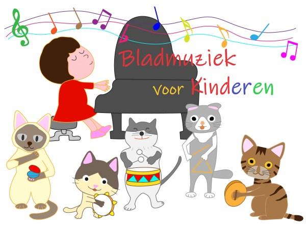 Bladmuziek voor kinderen