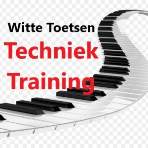 Piano-techniek-training music sheet PDF