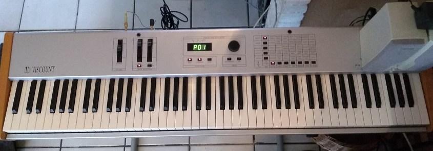 Viscount digitale piano
