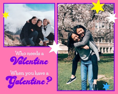Valentine's Gift- DIY Cards for you Galentine