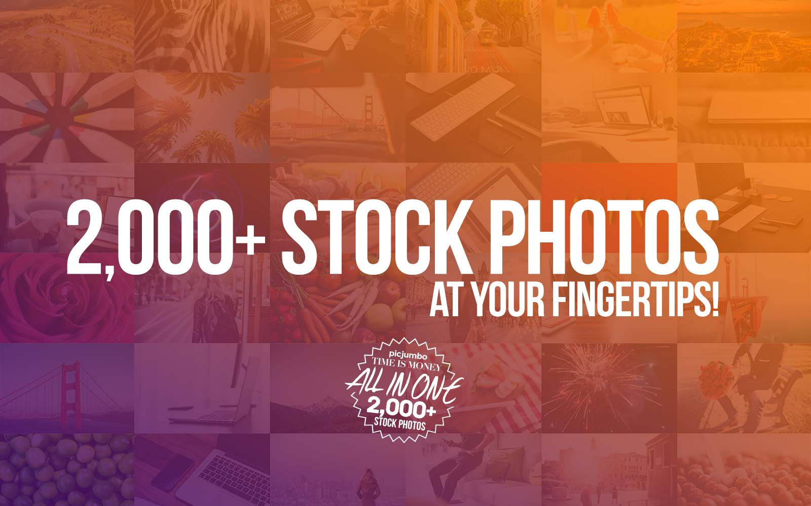 picjumbo BLOG: 2,000+ Hi-Res Stock Photos at your fingertips!