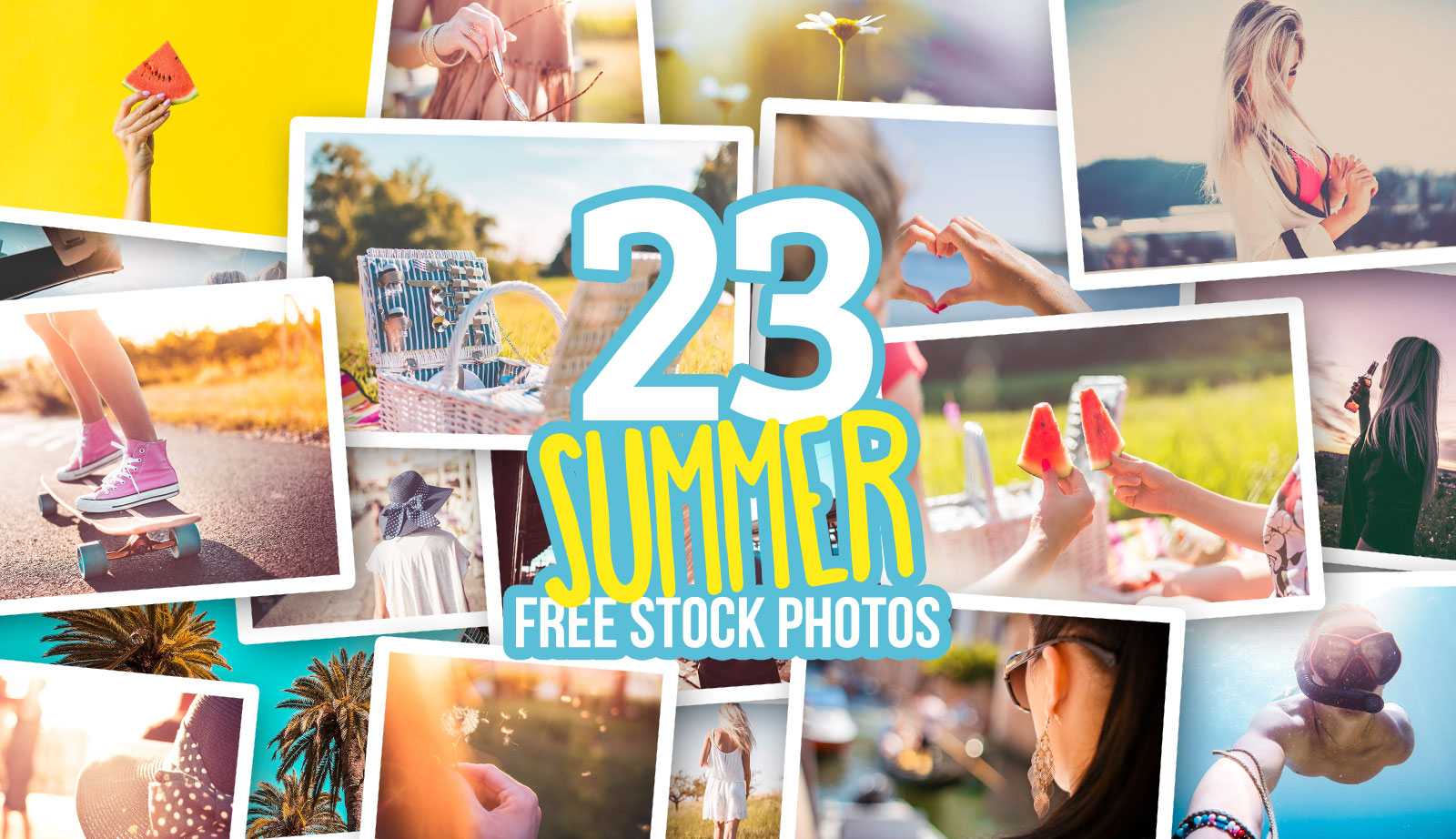 picjumbo BLOG: 23 Beautiful FREE Stock Photos of Summer You Shouldn't Miss