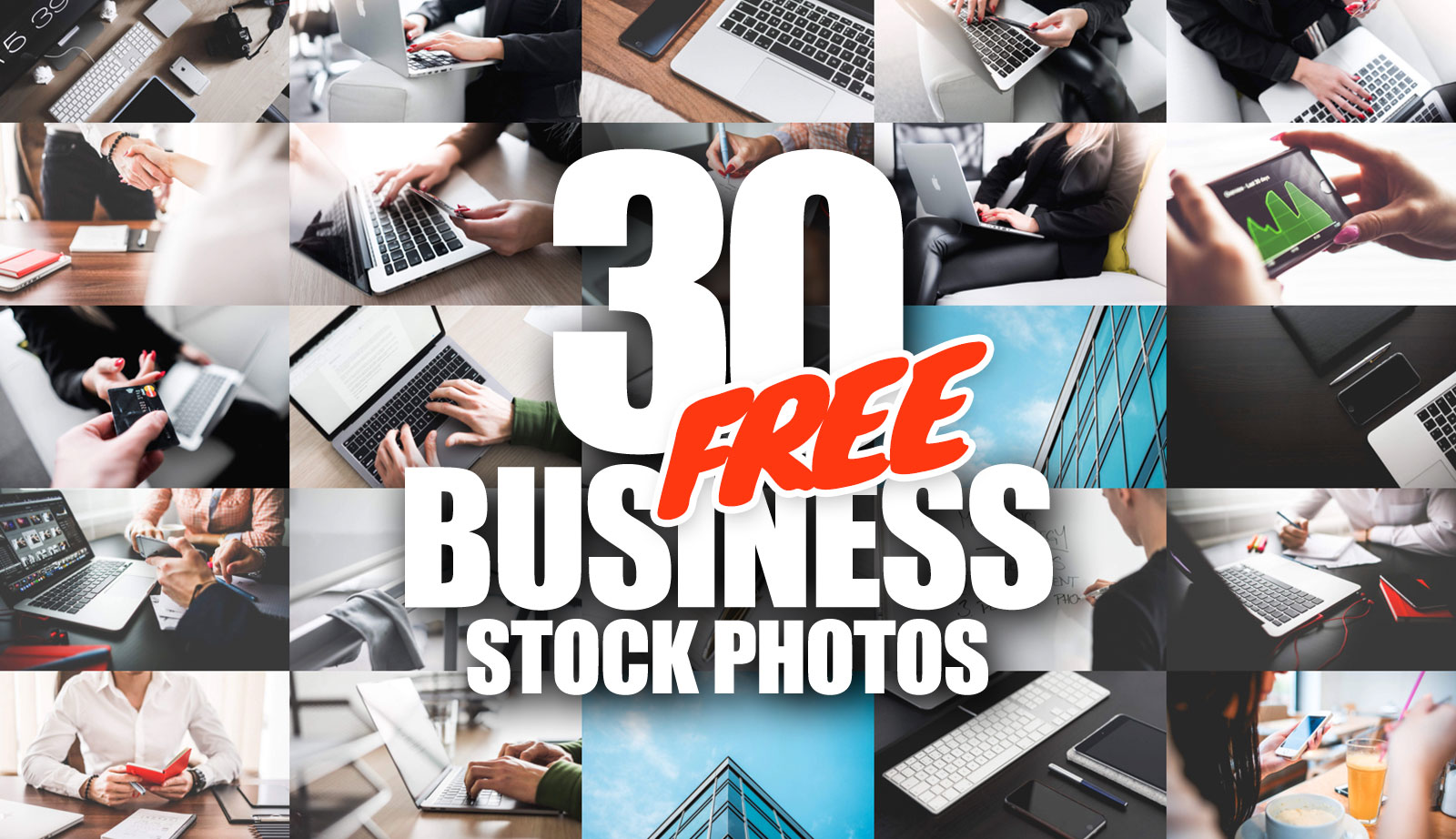 Picjumbo BLOG: 30 Best FREE Business Photos Hand Picked For You