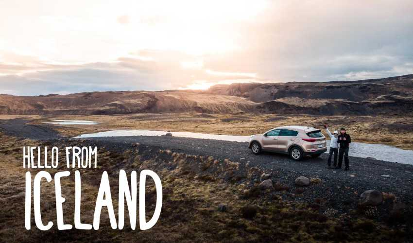 picjumbo BLOG: Hello from Iceland!