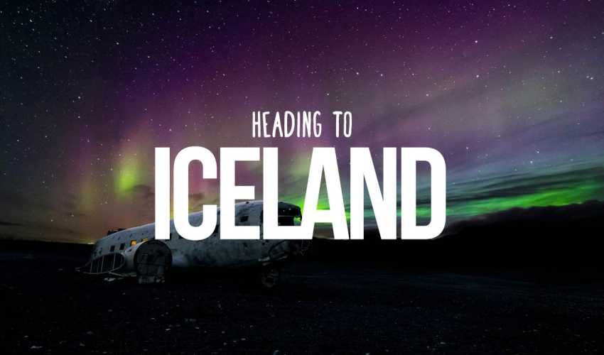 picjumbo BLOG: Heading to Iceland!