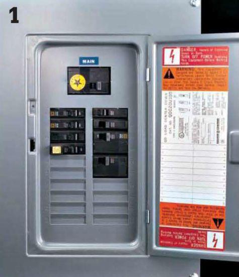 Circuit Panel Nj Main Service Panel Upgrades Repairs