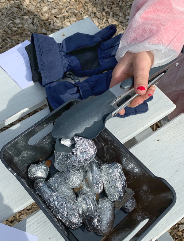 meteoriten suchen weltraum party