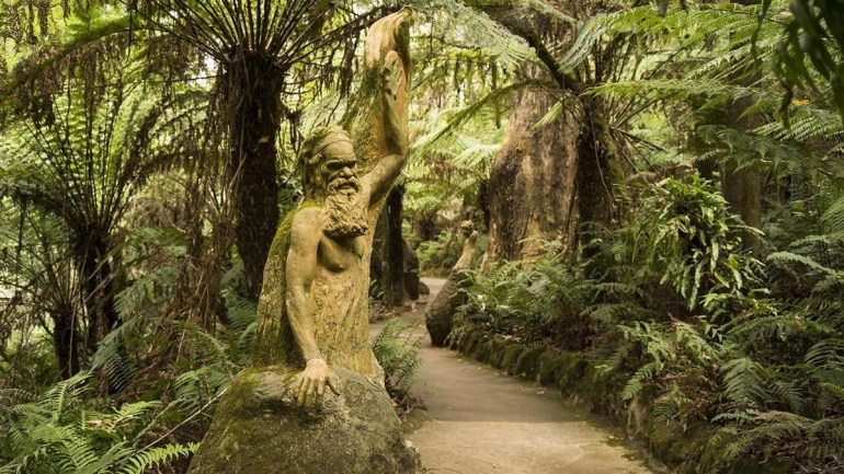 William Ricketts Sanctuary,things to do in Australia