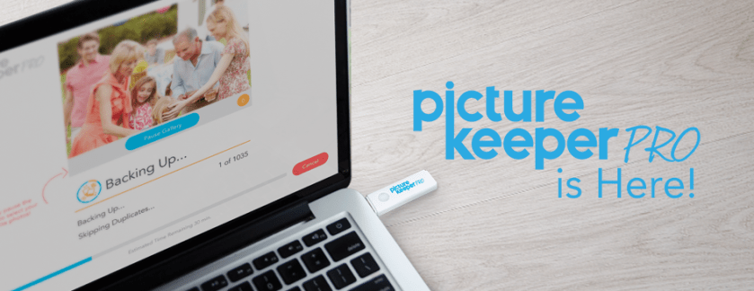 The New and Improved Picture Keeper Pro