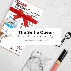 Selfie Queen graphic