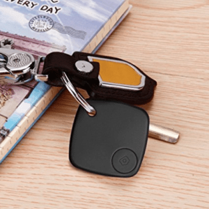 GPS key tracker