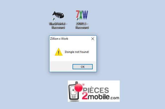 ZXW erreurs