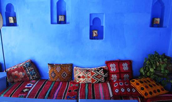 Pillow Inspiration From Other Cultures